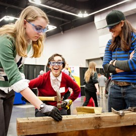 """What's NEW at the Expo: Career Talks, bigger space, """"Lightbulb"""" campaign"""