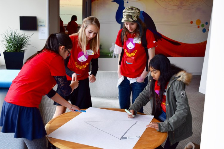 Microsoft DigiGirlz Career Day 2016