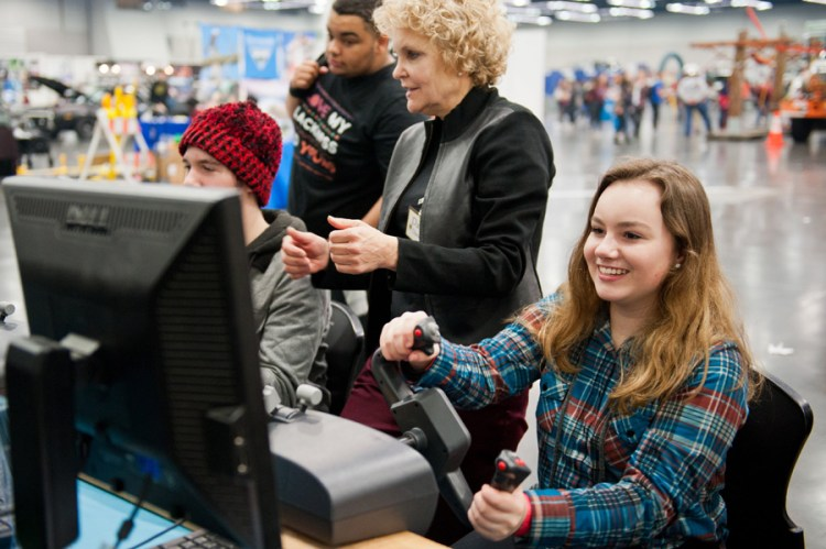 NW Youth Careers Expo 2017