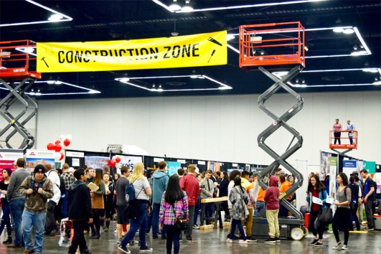 Expo 2017: Construction Zone