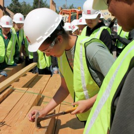 Portland students explore construction careers in summer program