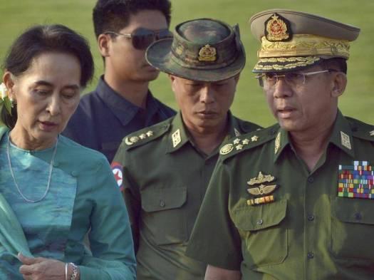 Aung San Suu Kyi's rise to power   Port Macquarie News ...