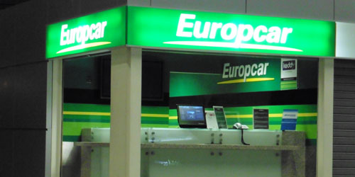 Europcar Porto Airport