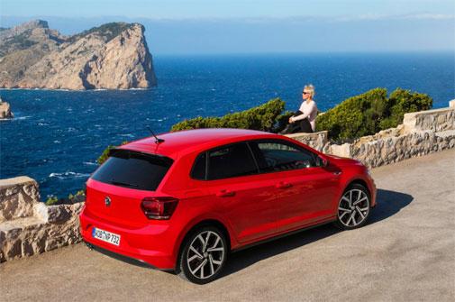 VW Polo rental