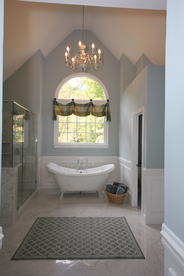 Freestanding Bathtubs by Cary Bathroom Remodeling Portofino Tile