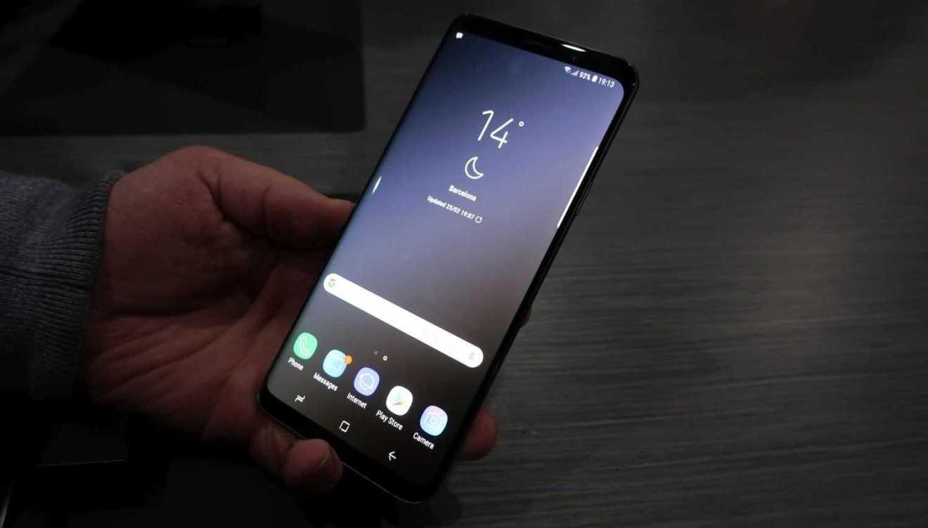 Samsung Galaxy S9 4 - Sve već znamo ali smo ipak otišli u Barcelonu pogledati Samsung S9
