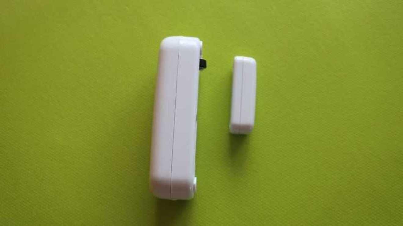 Vip Smart Home senzor za vrata 3 - Vip Smart Home TEST
