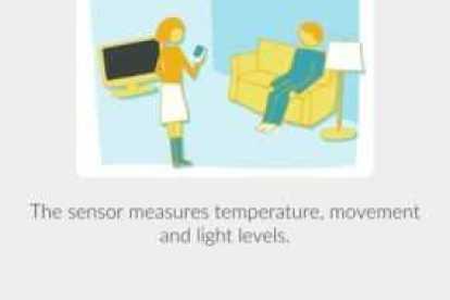 Vip Smarthome senzor 2 - Vip Smart Home TEST