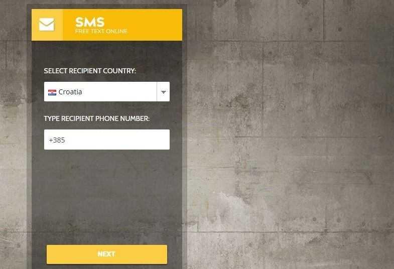 Besplatno slanje sms poruka - Povijest SMS poruka