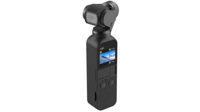 DJI Osmo Pocket 1 - DJI Osmo Pocket je maleni snimač 4K videa