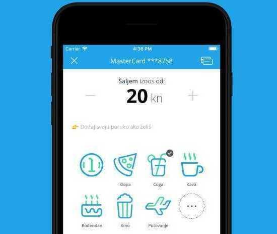 Keks Pay vizual 2 - Keks Pay možete koristiti za slanje novca bez ikakve naknade