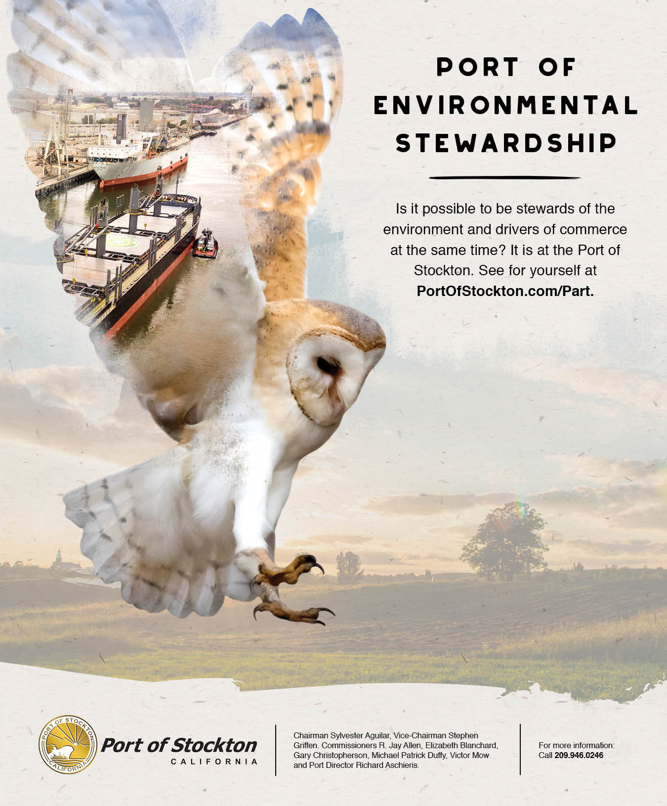 Port of Environmental Stewardship