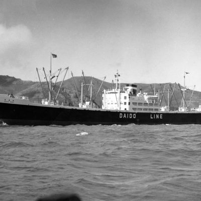 Tideways ships-Konchu Maru