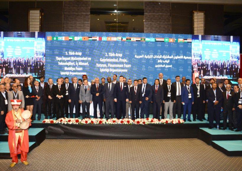 قرب إطلاق معرض اسطنبول العقاري والقمة العربية التركية