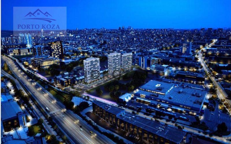 صور مجمع بيرولا ريزيدنس (Perola Residence) ، باسن اكسبريس ، اسطنبول | بورتوكوزا العقارية