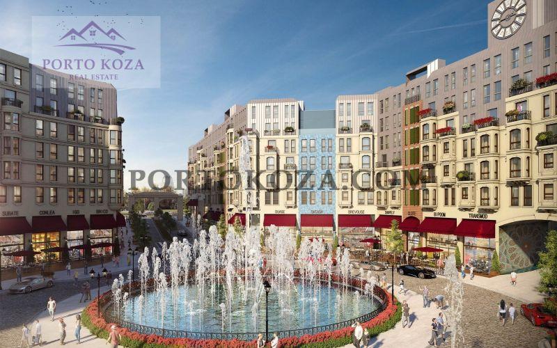 صور مجمع ميدان اردشلي (Ardçli meydan) ، إسنيورت ، اسطنبول | بورتوكوزا العقارية