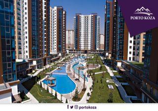 شقق للبيع غرف من 1+1 إلى 4+1 في بيليك دوزو – الجانب الأوربي