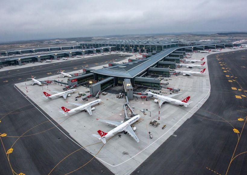 أراضي منطقة مطار إسطنبول الثالث نقطة إستثمارية واعدة