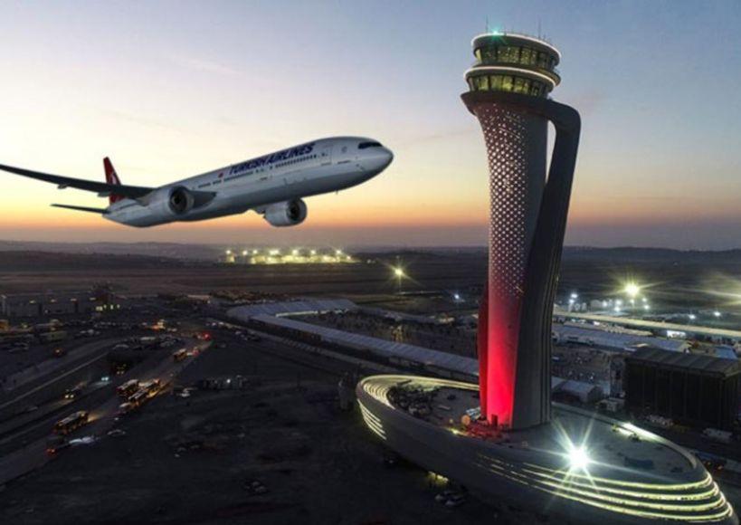 خلال أسبوعين فقط: مطار إسطنبول الجديد يسجل 15 ألف مسافر منذ افتتاحه