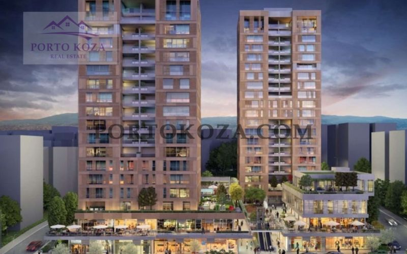 صور مجمع جيبيجي بنديك السكني Cebeci Residence Pendik ، بندك ، اسطنبول | بورتوكوزا العقارية