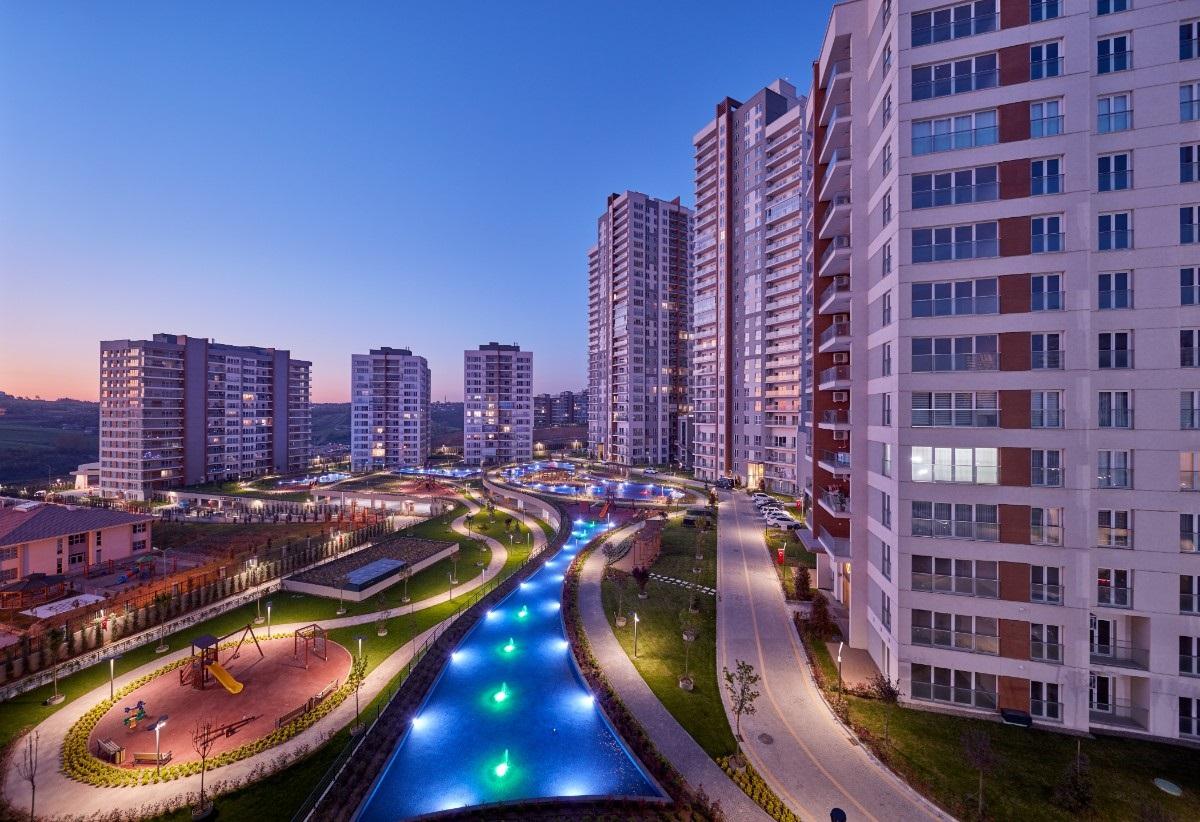 شقق للبيع  مشروع استثماري غرف من 2+1 إلى 5+1 في باشاك شهير