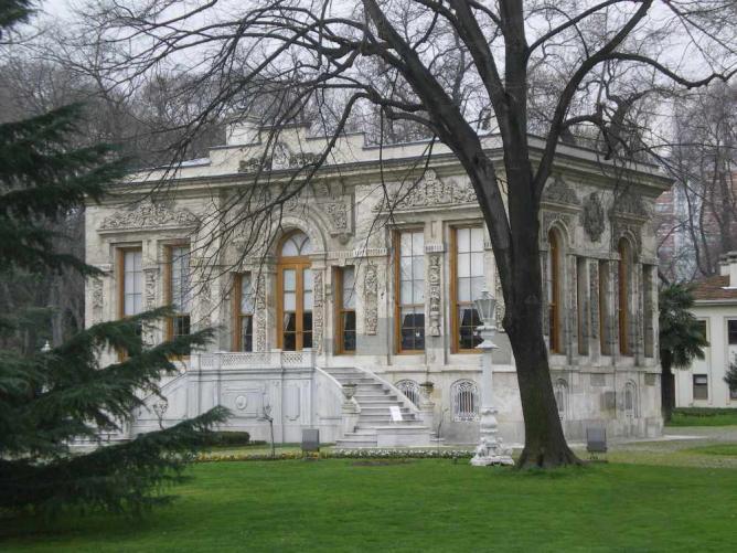 قصر إهلامور Ihlamur Palace