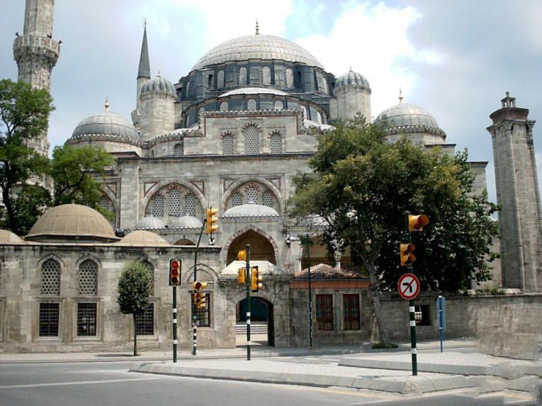 مسجد السلطان أيوب(Eyüp Sultan Camii)