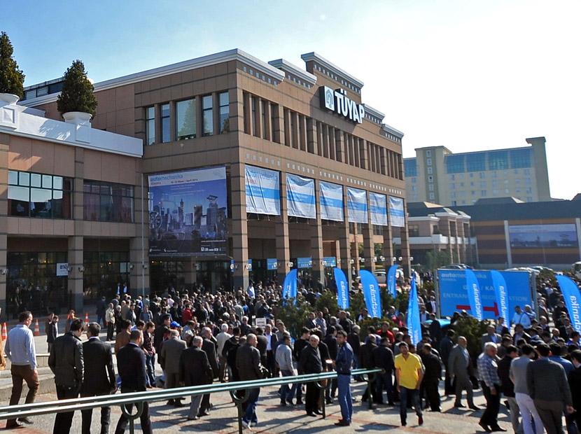 مركز المؤتمرات والمعارض توياب (TÜYAP)