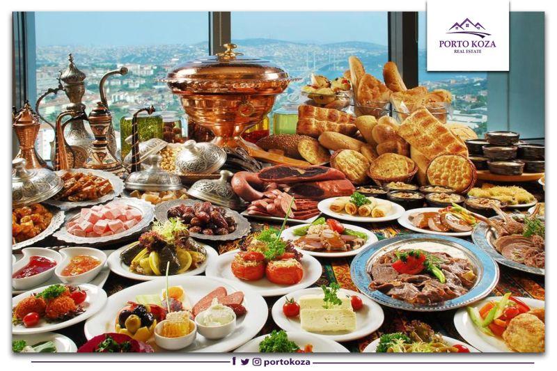 أطباق تركية شهيرة و شهية عليك تجربتها عند زيارتك الي تركيا