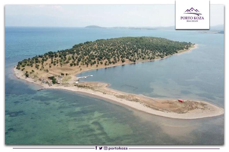 جزيرة تركية معروضة للبيع من قبل سكانها