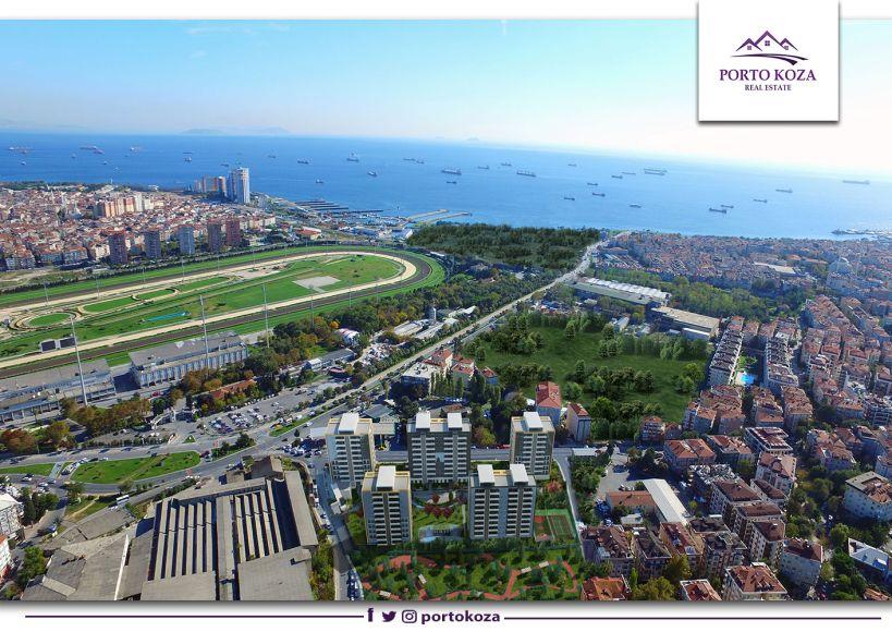 باكيركوي Bakırköy في اسطنبول أحد مراكز المدينة الهامة