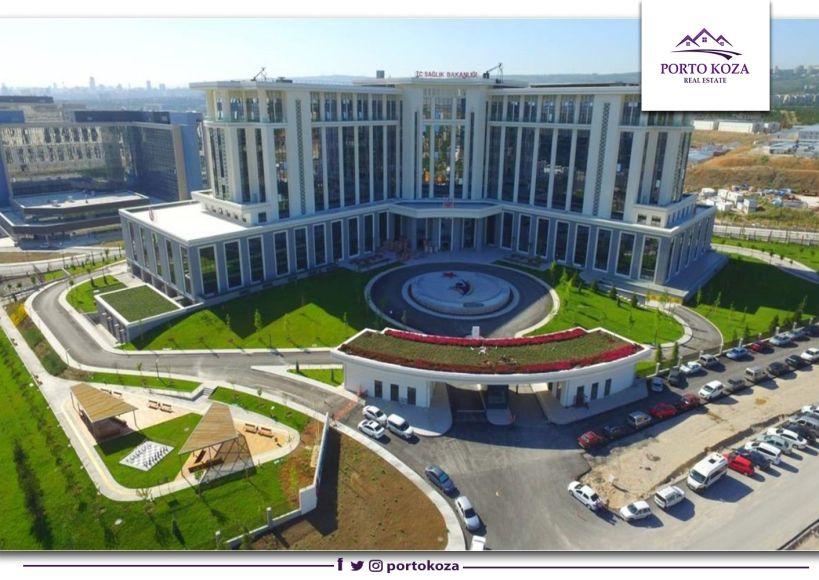 المدن الطبية لها دور كبير في النهوض  بقطاع السياحة العلاجية في تركيا