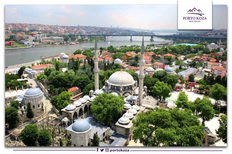 منطقة أيوب سلطان-Eyüp Sultan-بإسطنبول