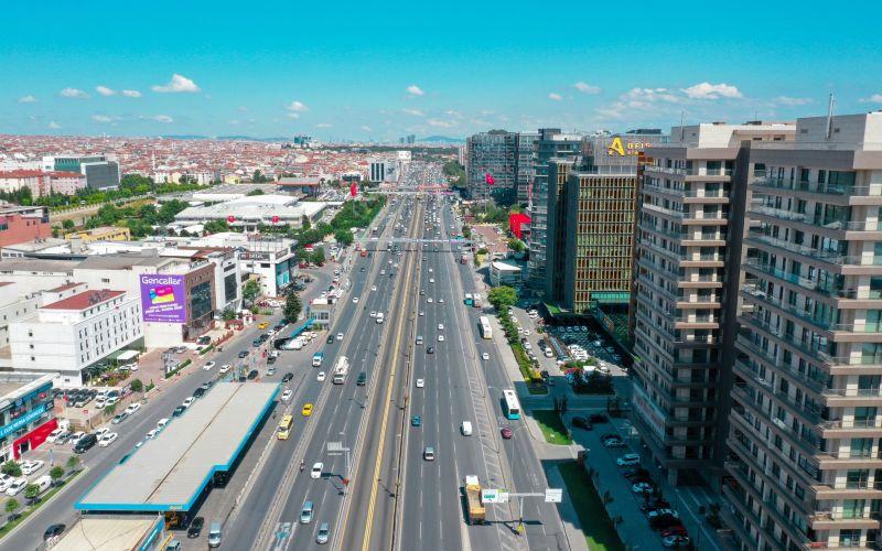 صور مجمع راوت اسطنبول Route İstanbul ، بكر كوي ، اسطنبول | بورتوكوزا العقارية