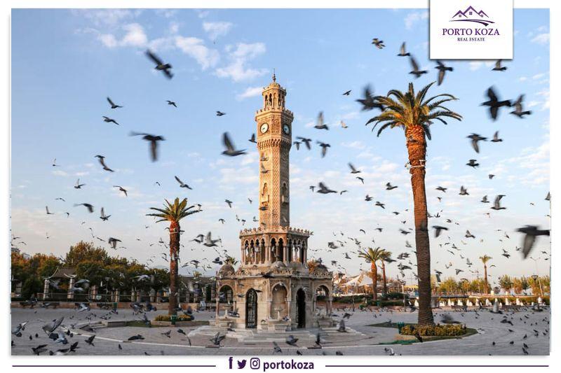 """Izmir"" City Shows The Stellar History"