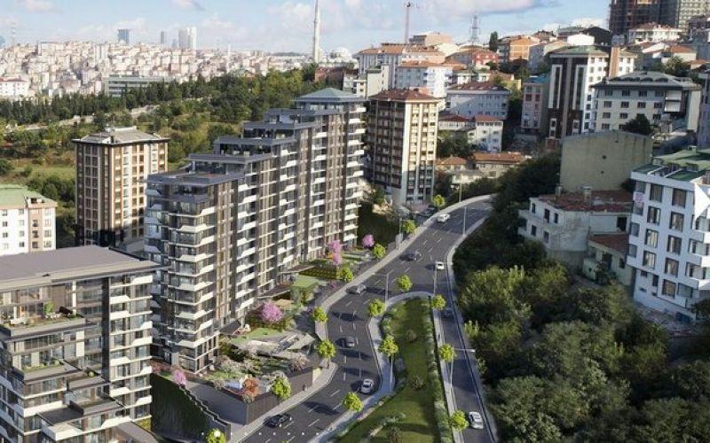 صور مجمع فوريف مودرن أيوب Forev Modern Eyüp ، أيوب سلطان ، اسطنبول | بورتوكوزا العقارية