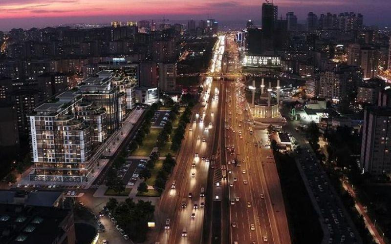 صور مجمع براند اسطنول بارك BRAND ISTANBUL PARK ، بيليك دوزو ، اسطنبول | بورتوكوزا العقارية