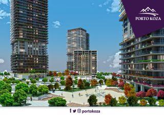 شقق للبيع في اسطنبول – مشروع في وسط اسطنبول بشيشلي