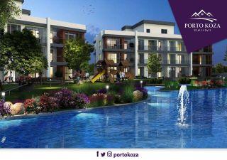 شقق للبيع  (PK-4445) ضمان حكومي غرف من 1+1 إلى 4+1 في كارتال