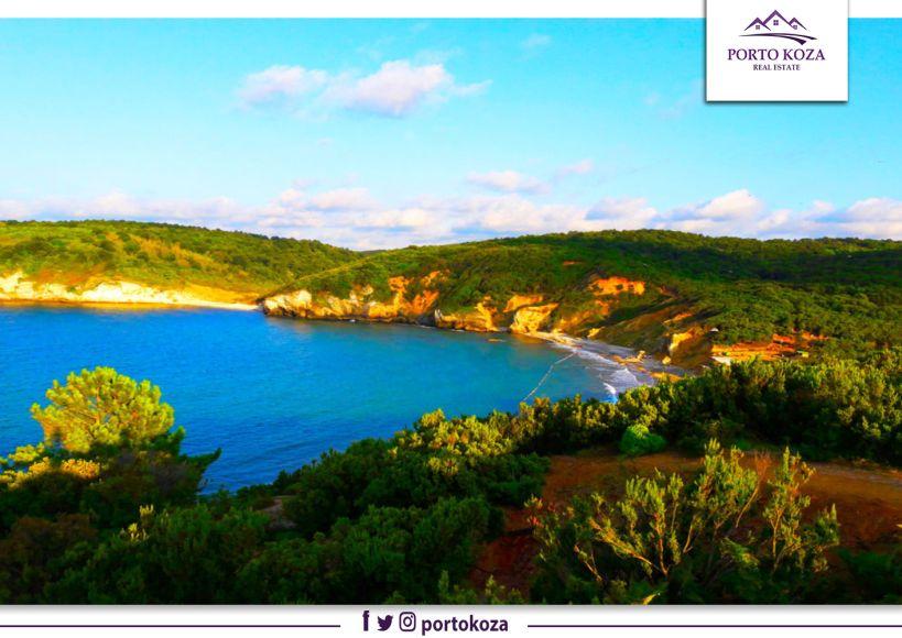 """ساحل""""شيلا""""من أروع سواحل البحر الأسود"""