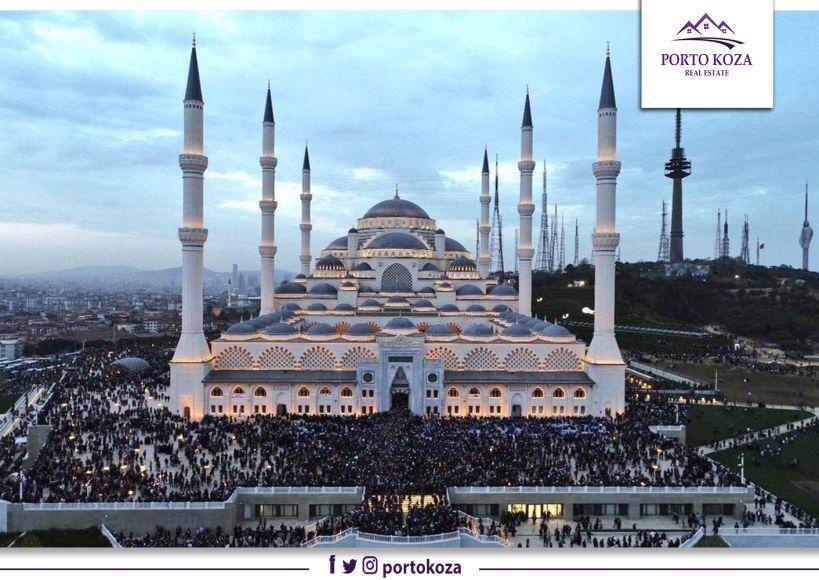 مسجد تشاملجا، مواصفات مذهلة وأرقام تاريخية مهمة