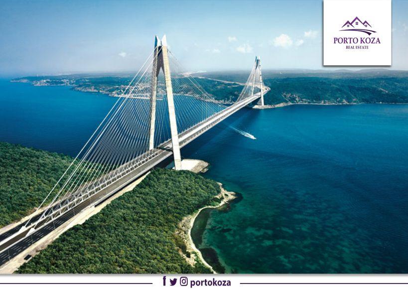 """جسر """"عثمان غازي""""الخيار الأكثر اقتصادًا للسفر"""