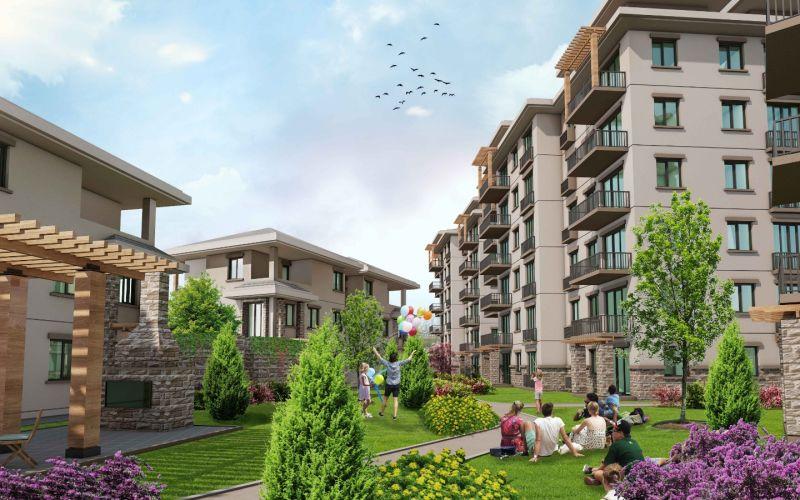 شقق للبيع  (PK-14875) غرف من 2+1 إلى duplex في بهشا شهير