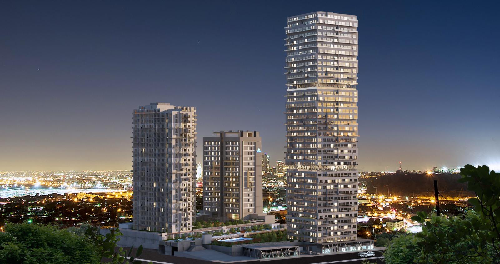 شقق للبيع  (PK-18777) مشروع استثماري غرف من 1+1 إلى 2+1 في إسنيورت