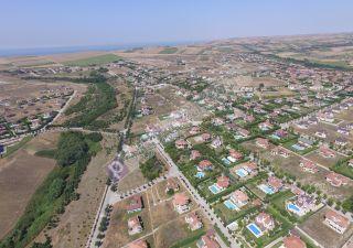 قطعة أرض للبيع  في بيوك جكمجة ، حي تبجيك