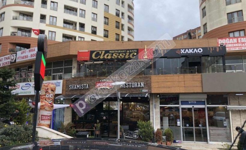محل تجاري بموقع متميز للبيع في باشاك شهير