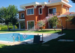 فيلا للبيع  مقيم للجنسية التركية غرف 6+2 في بيوك جكمجة ، حي تبجيك