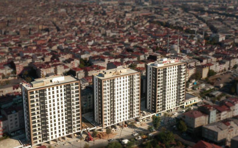 صور  جول بارك يوفام (Gülpark Yuvam) ، بيرم باشا ، اسطنبول   بورتوكوزا العقارية
