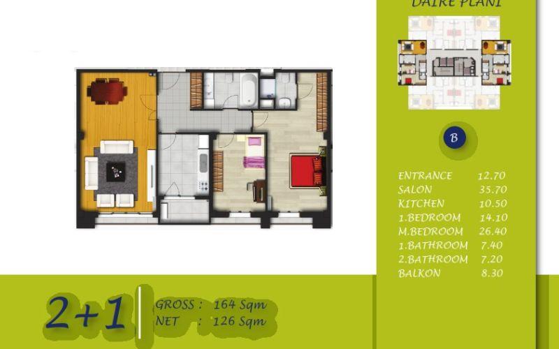صور مخطط  ايليت لايف ريزيدنس (Elite Life Residence)  ، بيليك دوزو ، اسطنبول | بورتوكوزا العقارية