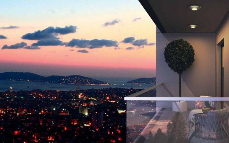 صور  شهيري دينيز (Şehr-i Deniz) ، كارتال ، اسطنبول   بورتوكوزا العقارية